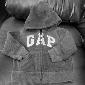 2T Baby Gap Zip-up Hoodie